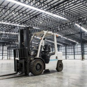 Forklift truck safe operating procedure